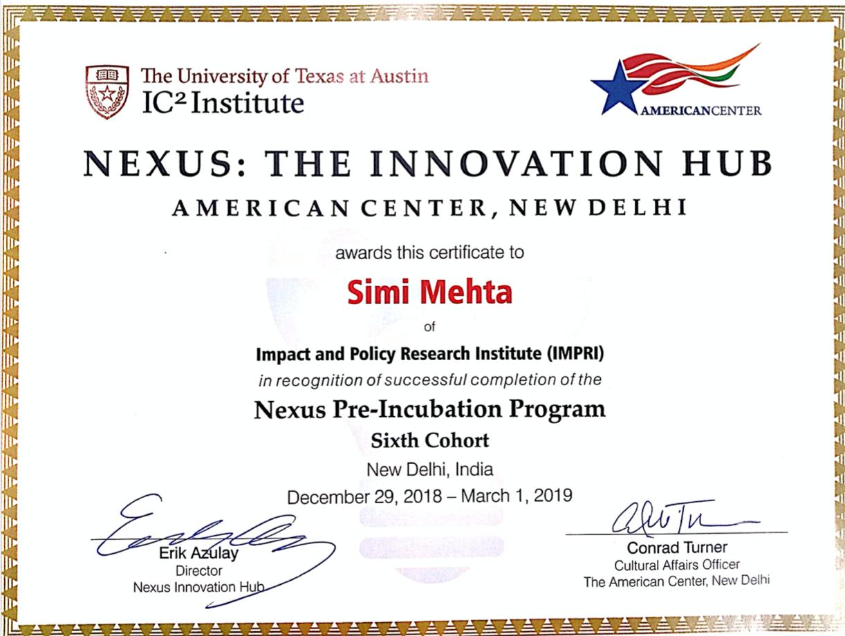 Nexus: The Innovation Hub at the American Center