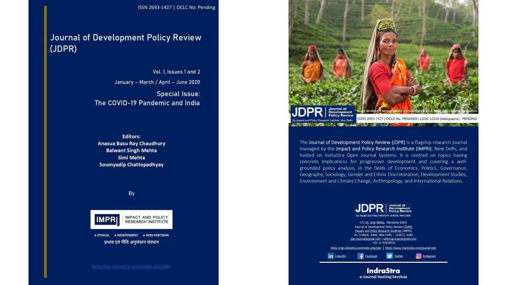 IMPRI JDPR Cover
