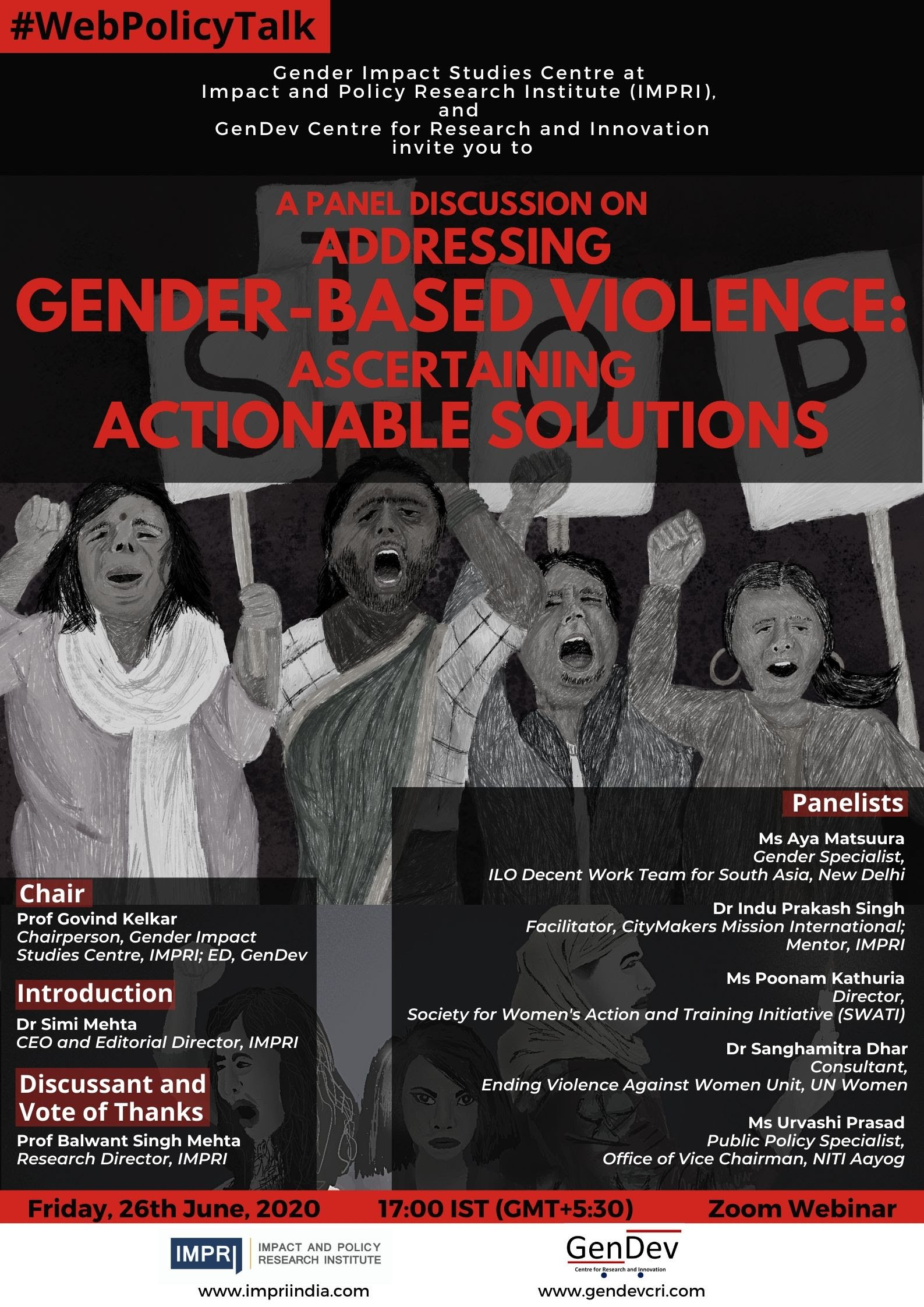 Gender based violence ascertaining actionable solutions
