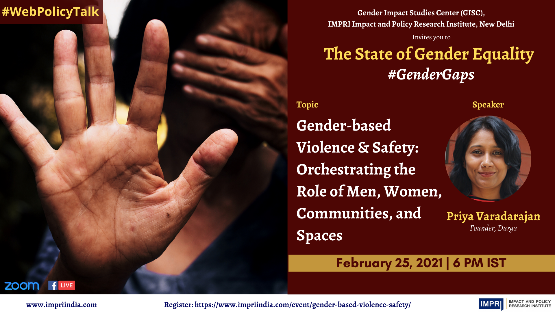 Gender based Violence Safety Orchestrating the Role of Men Women Communities and Spaces