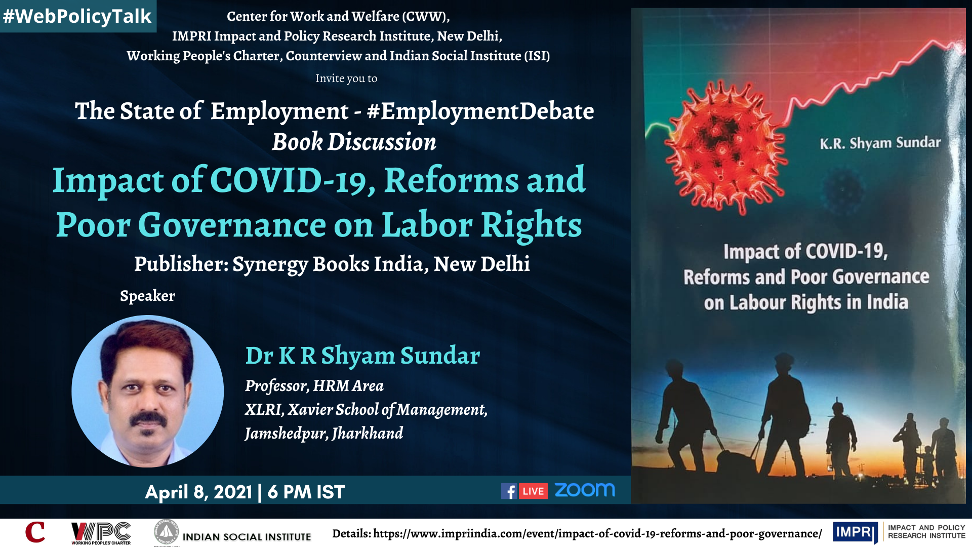 Impact of COVID-19, Reforms and Poor Governance on Labor Rights