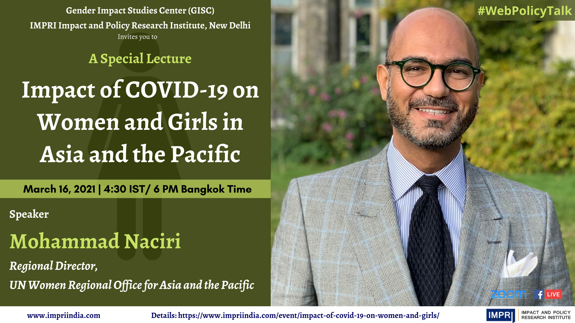 Impact of COVID-19 on Women and Girls in Asia and the Pacific