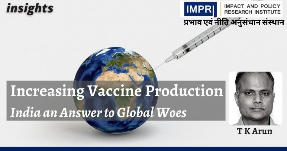 Increasing Vaccine Production