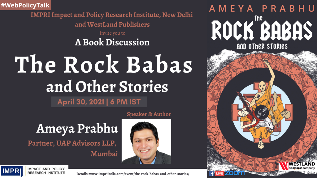 Ameya Prabhu The Rock Babas and Other Stories
