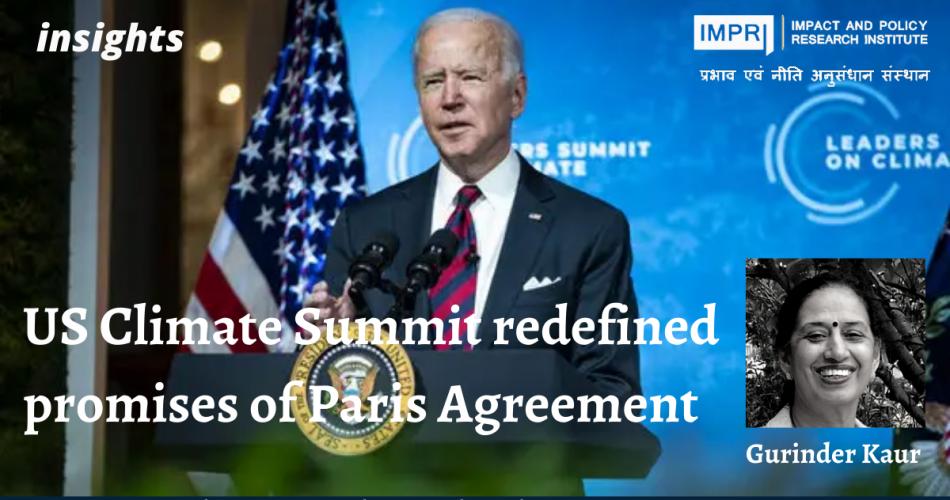 US Climate Summit