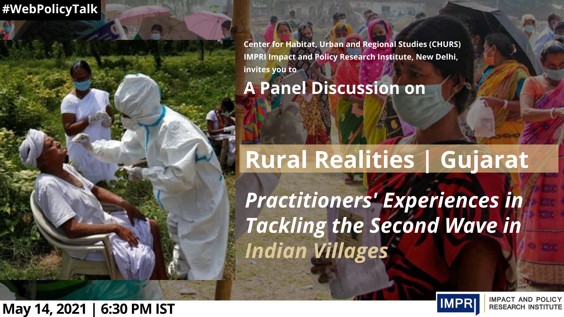 Rural Realities   Gujarat Practitioners' Experiences in Tackling the Second Wave in Indian Villages