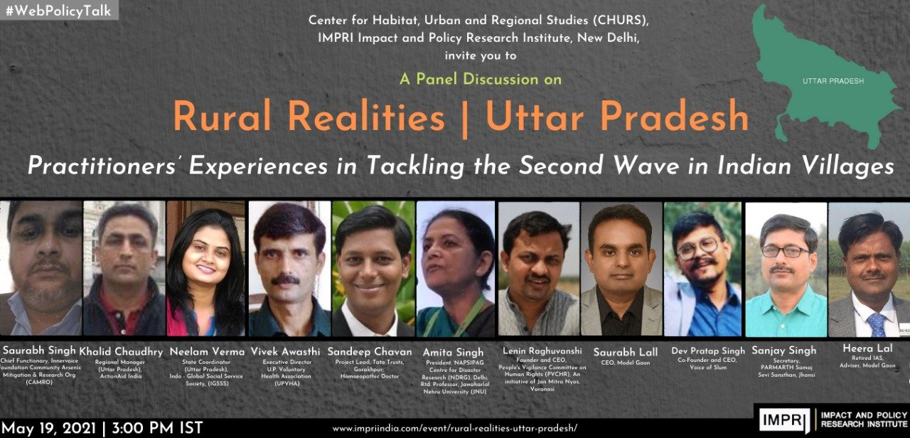 Rural Realities   Uttar Pradesh Practitioners' Experiences in Tackling the Second Wave in Indian Villages