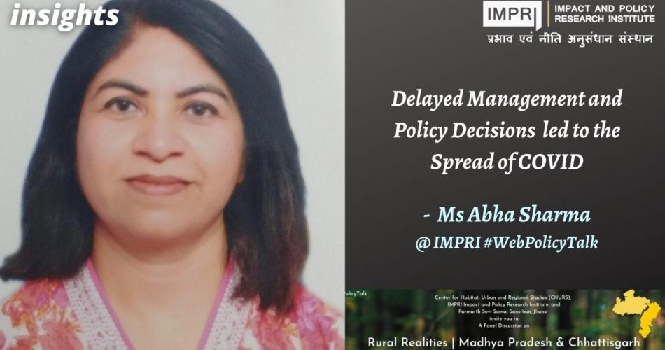 Delayed Policy Decisions