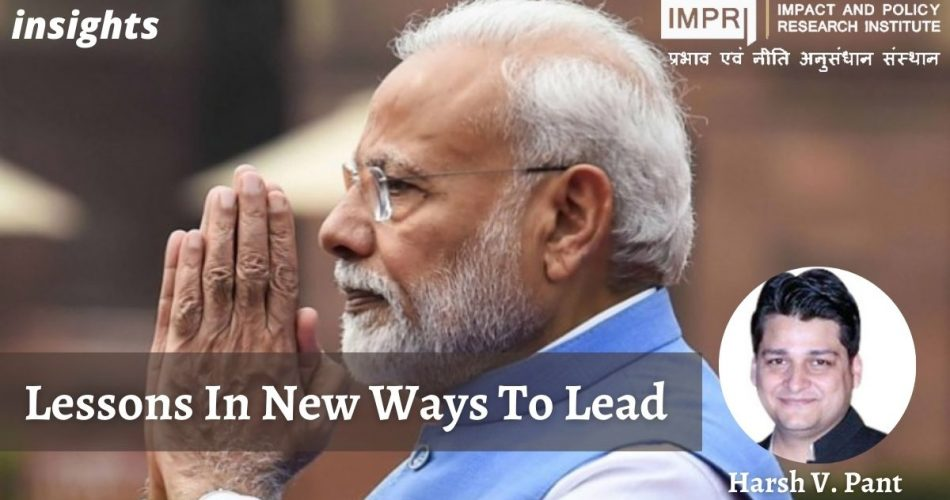 Lessons in New Ways to Lead