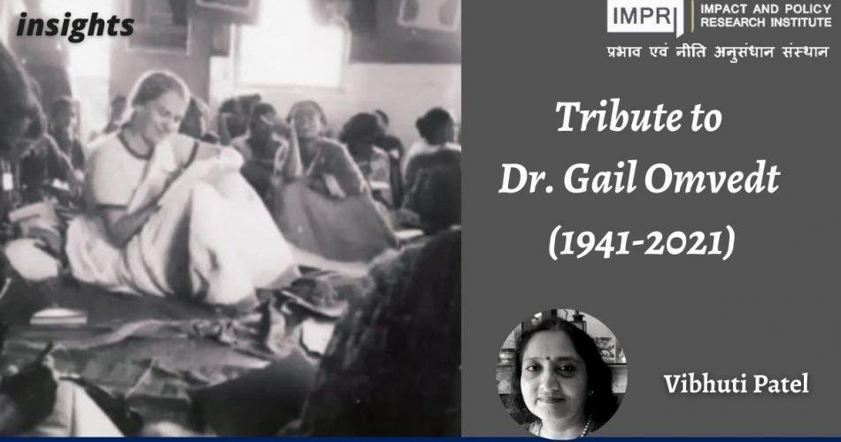 Gail Omvedt Caste Gender