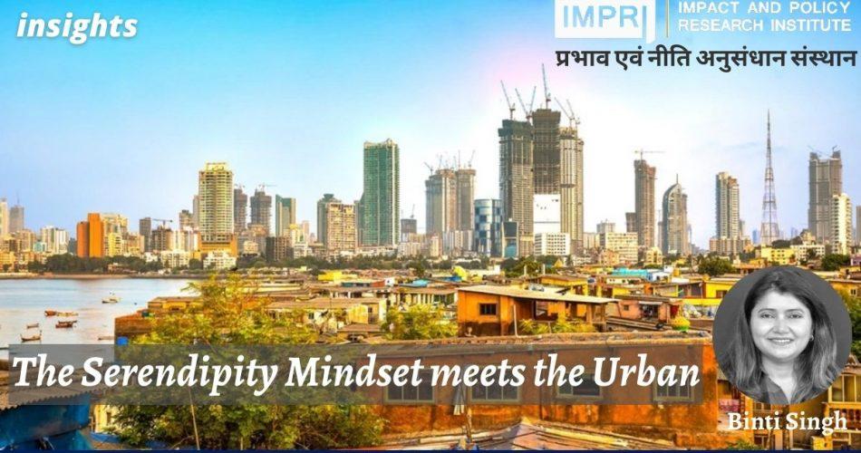 Serendipity Mindset Urban